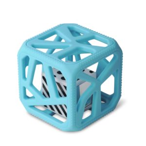 Hochet-cube-Malarkey-Kids-couleurs-pastel-bébé-bleu
